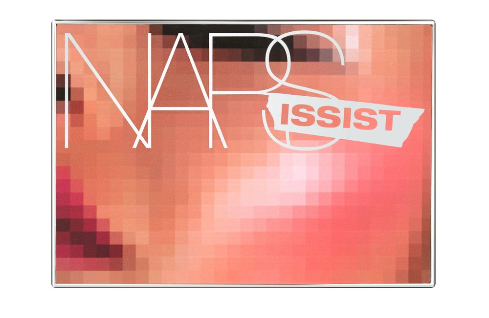 NARSissist Wanted Cheek Palette II Closed