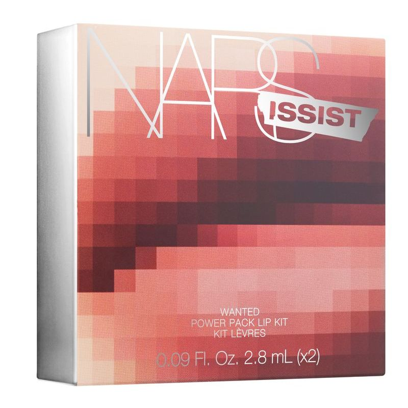 NARSissist Wanted Power Pack Lip Kit - Warm Nudes Carton