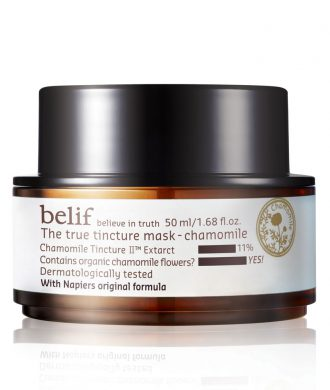 Belif - The True Tincture Mask ? Camomile