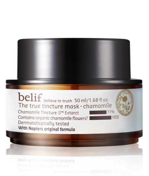 Belif - The True Tincture Mask – Camomile