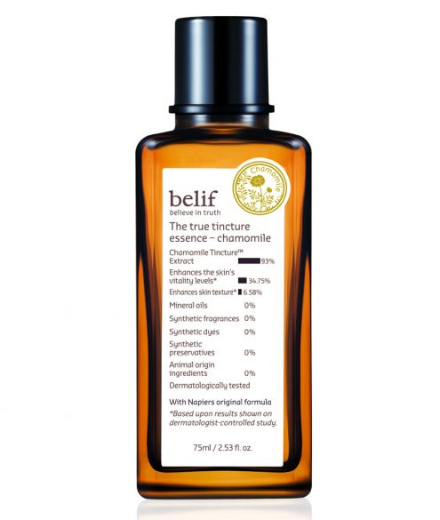 Belif - The True Tincture Essence - Camomile