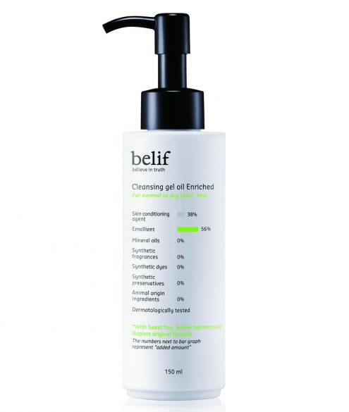 Belif - Cleansing Gel Oil Enriched