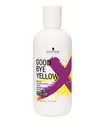 Schwarzkopf Professional - Goodbye Yellow