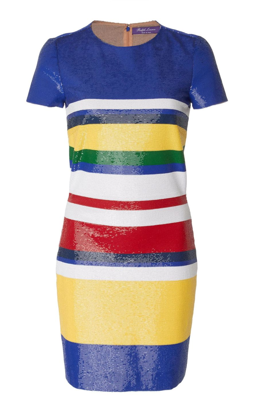 Ralph Lauren - Beaded Cady Dress