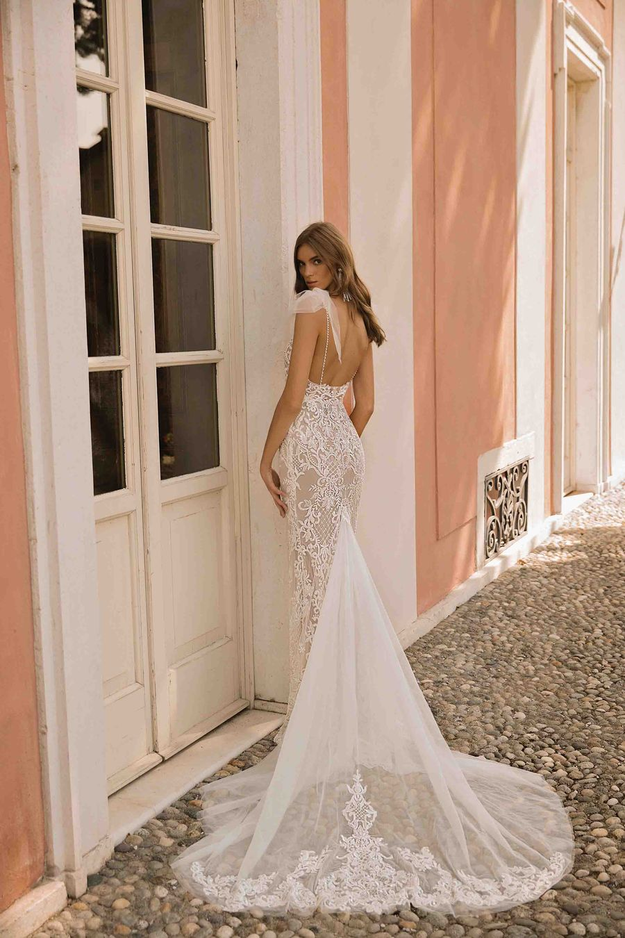 Suknie ślubne 2019: BERTA PRIVÉE Milano Collection