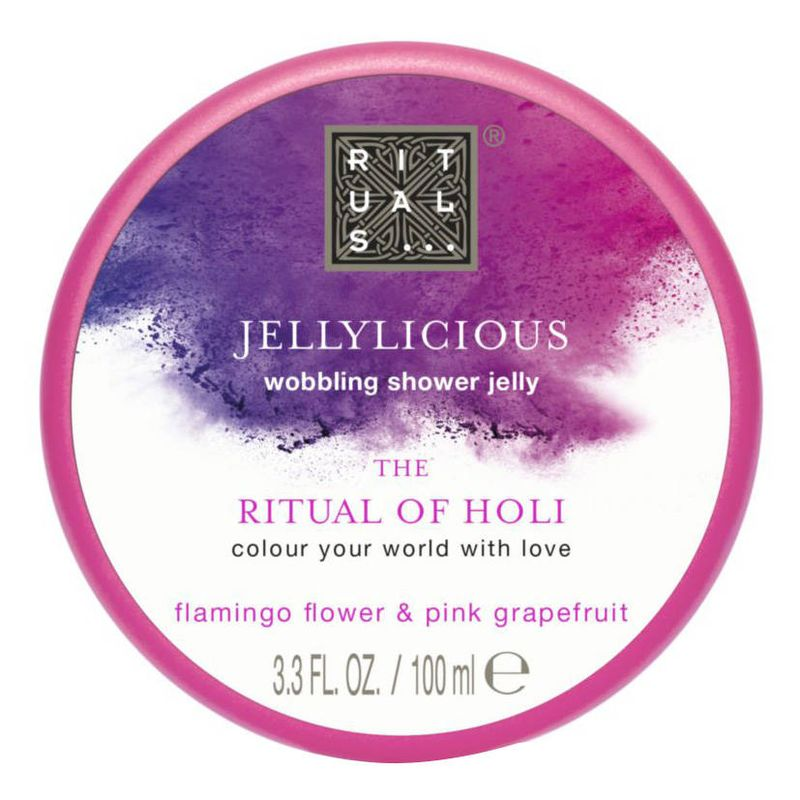 The Ritual of Holi Shower Jelly