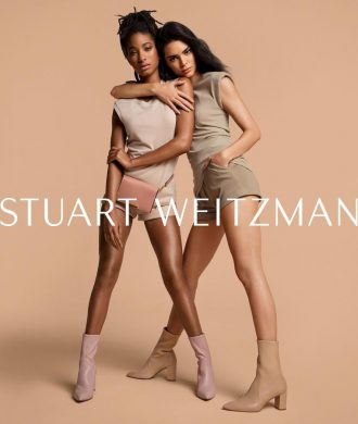 Kendall Jenner i Willow Smith w kampanii Stuart Weitzman!