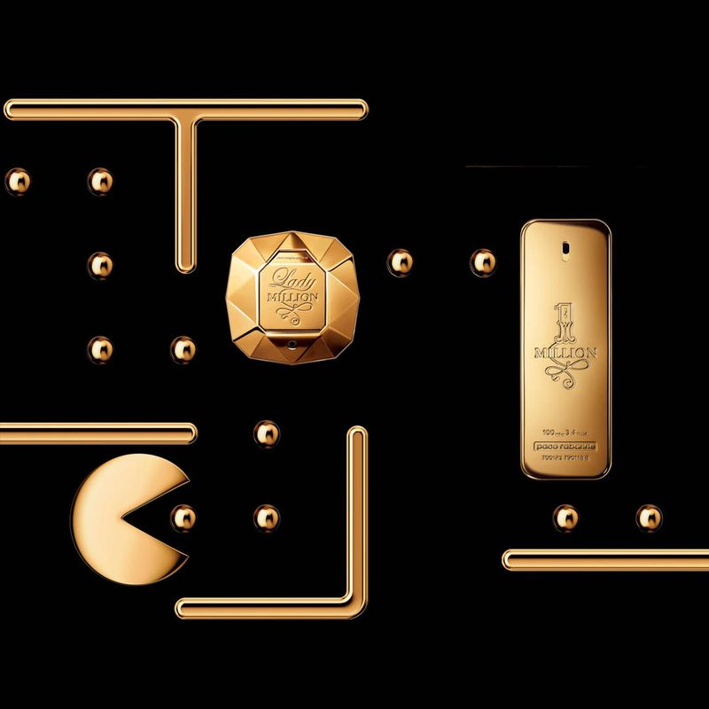 Paco Rabanne - MILLION X PAC-MAN - nowe perfumy na lato 2019